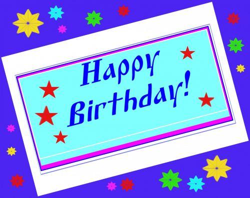 Congratulation Happy Birthday!