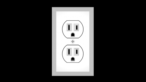 connector electricity current