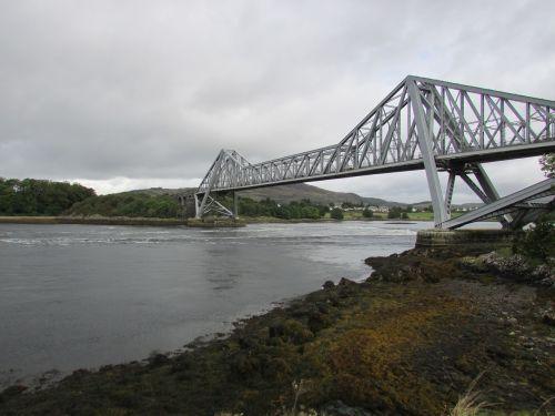 connel bridge scotland