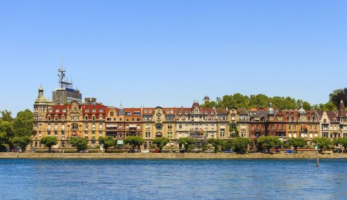 constance lake constance old town