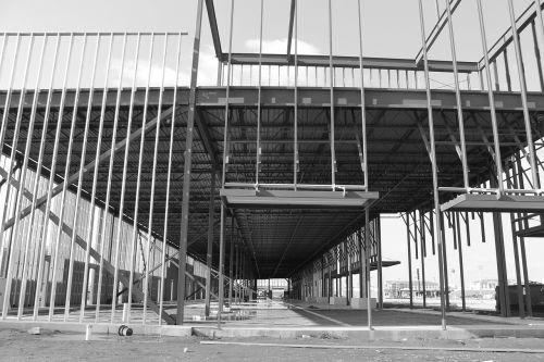 construction building under construction