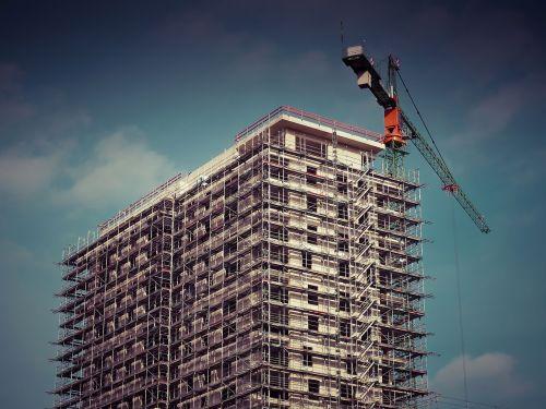 construction build scaffold