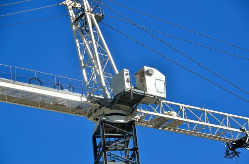 construction crane industry