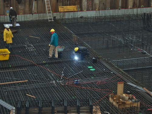 construction welding industry