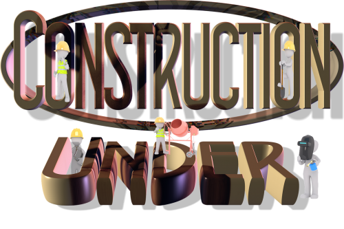 construction web website