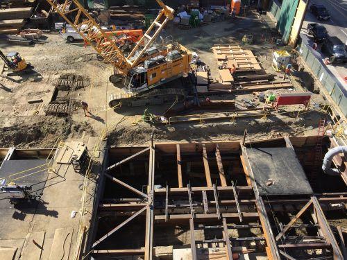 construction hole equipment