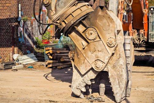 construction  demolition  site