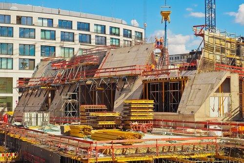 construction  site  build