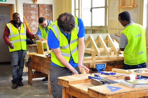 construction  learning  carpentry