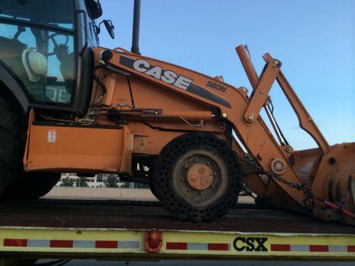 construction front loader excavator
