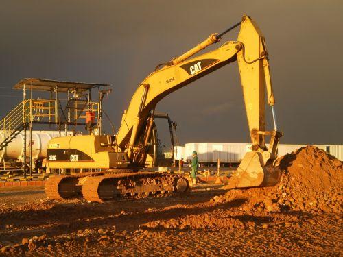 construction machinery exploration