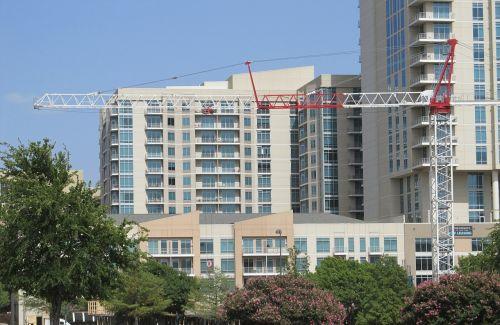 construction crane crane construction