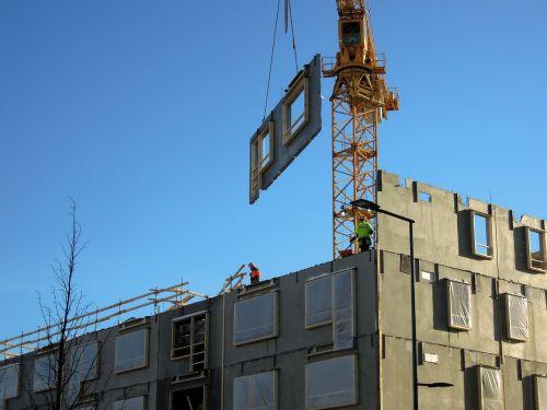 construction site building vantaa