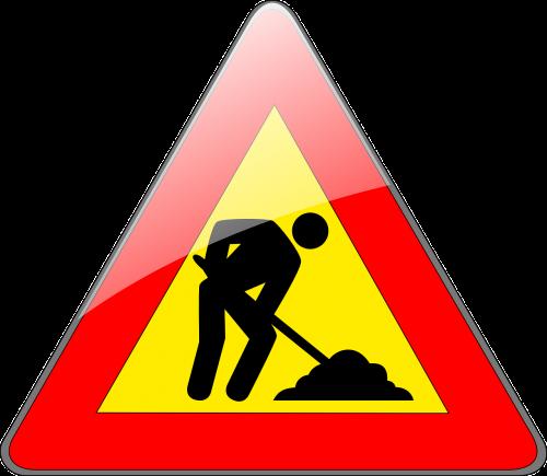 construction site site building site