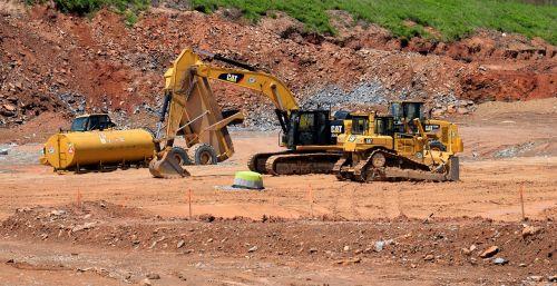 construction site georgia usa