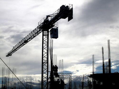constructions cranes bogotá