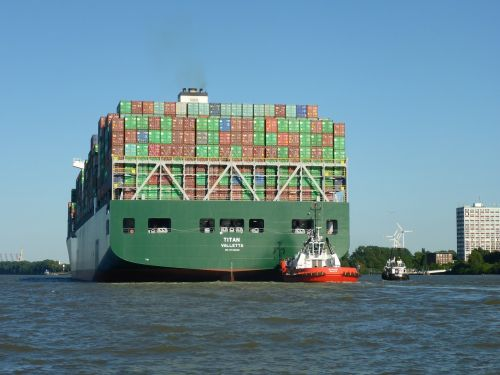 container container ship transport