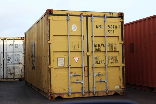 container shipping shipping container