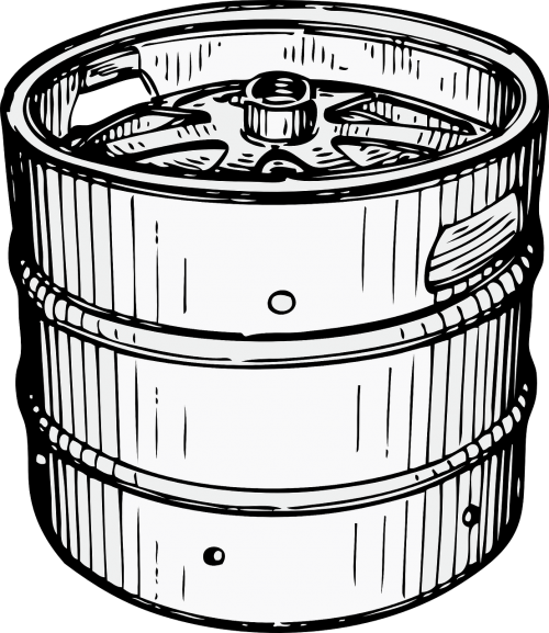 container keg barrel