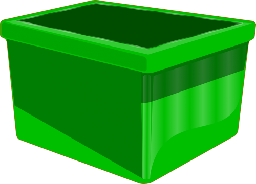 container box green