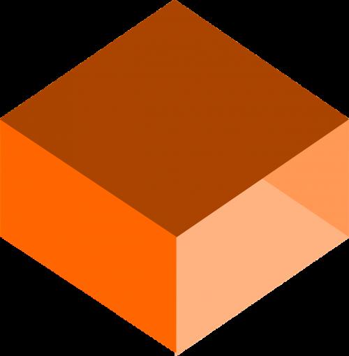 container box orange