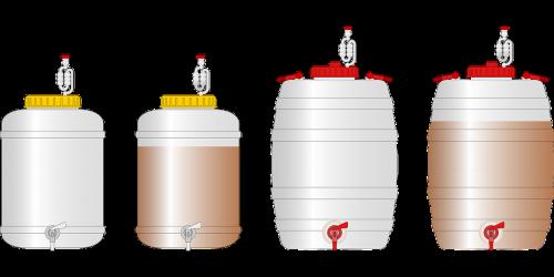 container drink beer