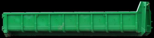 container  debris  site