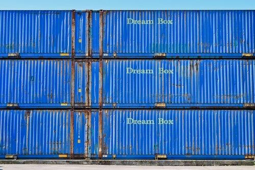 container  cargo  trade
