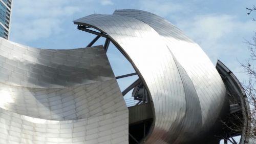 contemporary architecture chicago