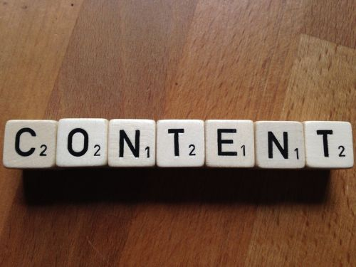 content cube text
