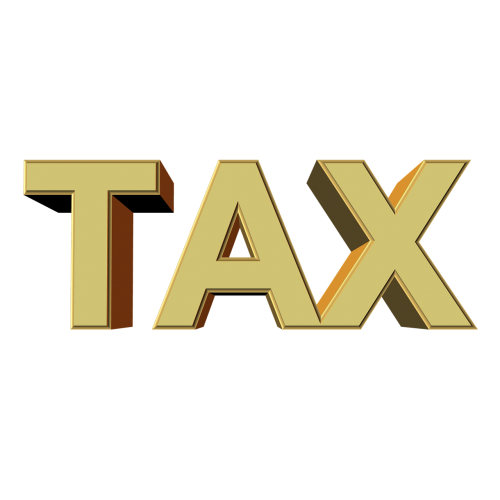control tax office text