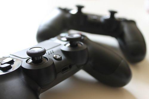 joystick console video games