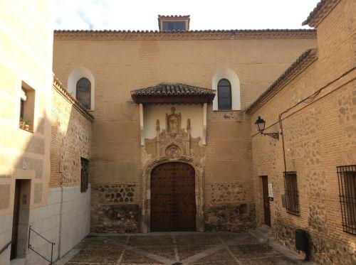 convent toledo building