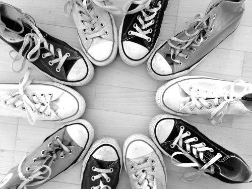 converse shoes chuck's