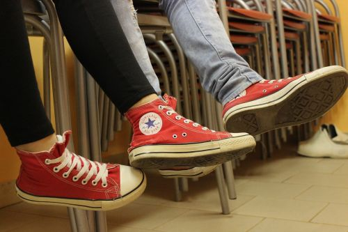 converse sneakers shoe