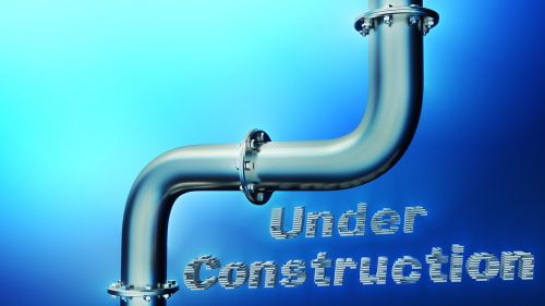 conversion construction pipes