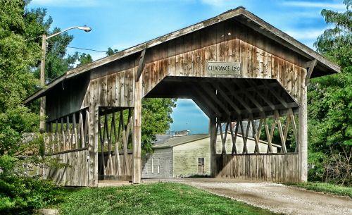 cook nebraska covered bridge