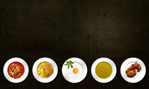 cook food kitchen