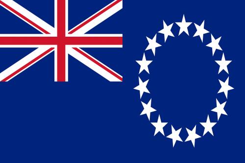 cook islands flag national flag