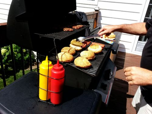 Cook On BBQ