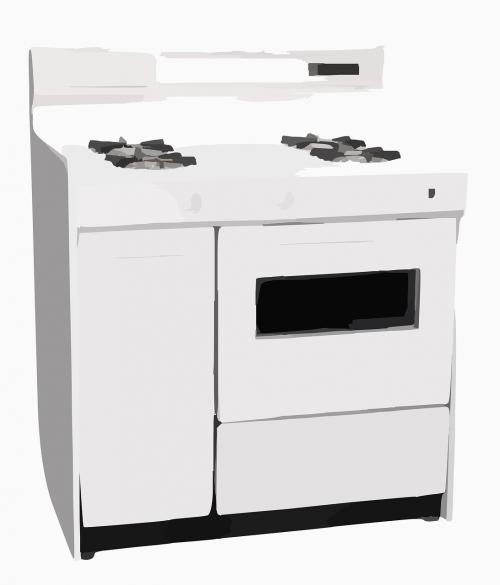 cooker stove retro