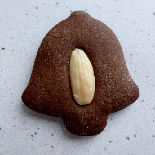 cookie bell christmas cookies