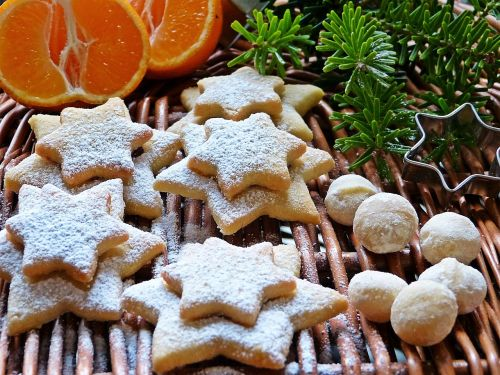 cookie christmas advent