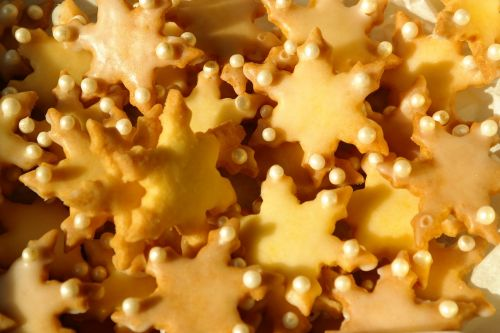 cookie asterisk bake