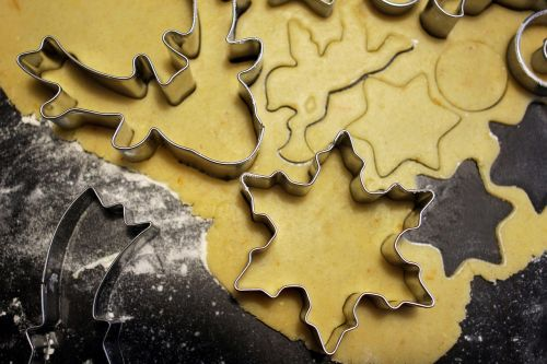 cookie cookie cutter christmas baking