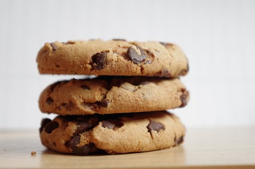 cookie  cookies  chocolate pieces