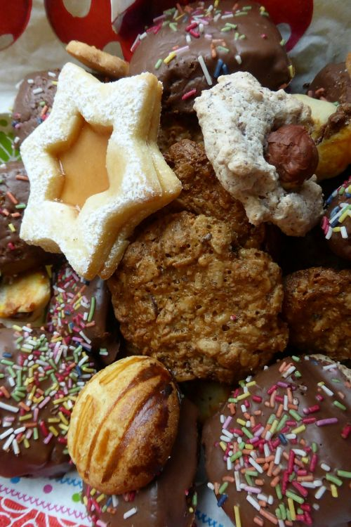 cookie baked goods bake