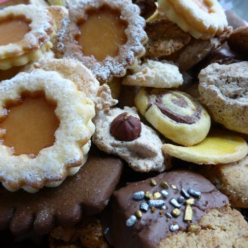 cookie cookies pastries