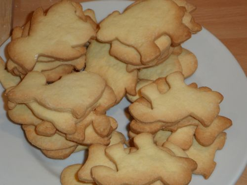 cookie christmas cookies polar animals