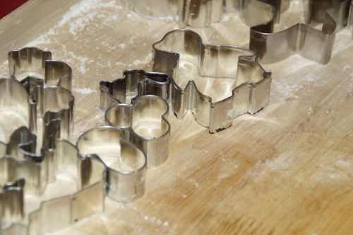 cookie cutter cookie cutters ausstecherle
